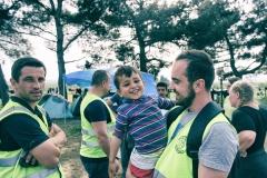 Charity United  Refugee Aid in Idomeni, Greece
