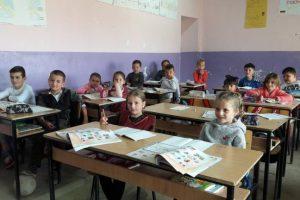 Albanian Village Children
